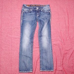 Rock Revival Esther jeans mid-rise 30